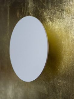 Nowoczesny kinkiet Lakari - biały mat, LED