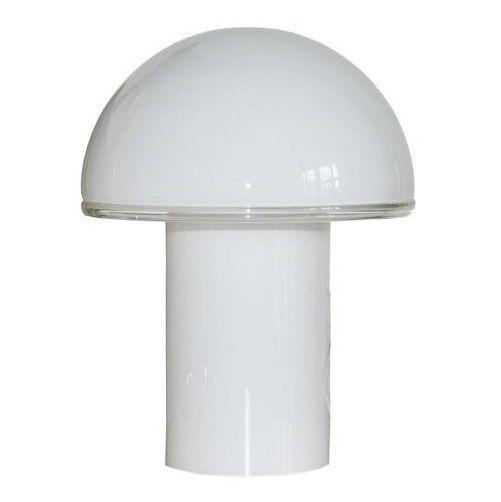 Elegancka lampa stołowa Onfale Tavolo Grande - szklana
