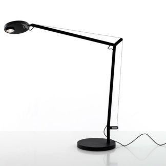 Lampa stołowa Demetra Professional Tavolo - czarna, LED