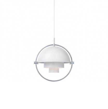 Designerska lampa wisząca Multi-Lite M - biała