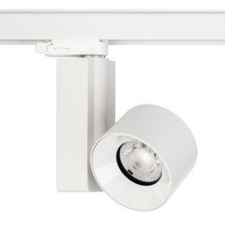 Lampa sufitowa Nea - system szynowy CTLS, biała, 4000K
