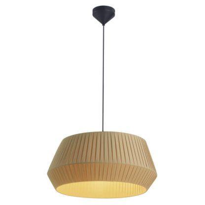 lampa z abażurem do salonu