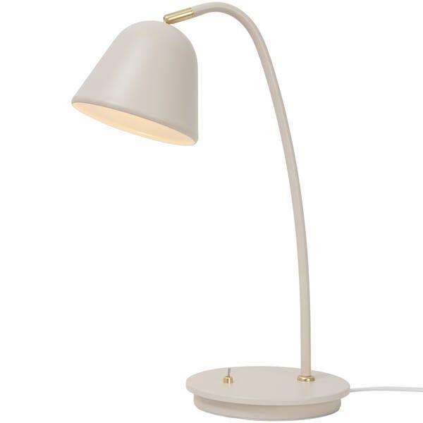 lampa biurkowa z wygodnym włącznikiem