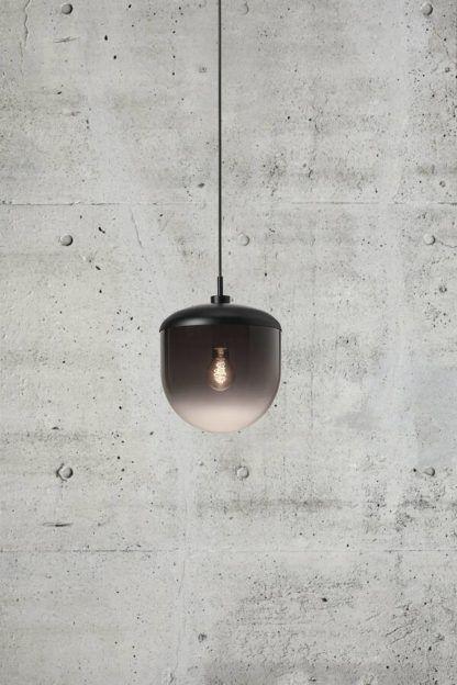 Nowoczesna lampa wisząca Magia 26 - Nordlux, szklany klosz