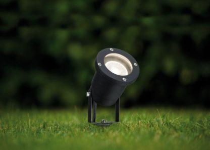 reflektor ze szpikulcem do trawnika