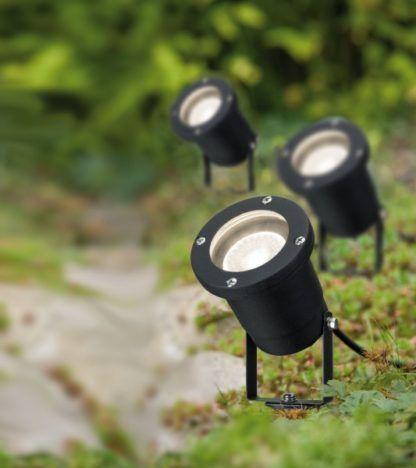 reflektory ogrodowe na trawnik