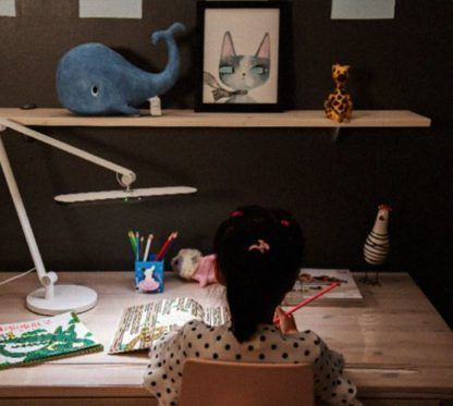 lampa biurkowa do nauki smart
