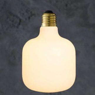 Żarówka dekoracyjna T120 Porcelain - LED, ciepłe światło