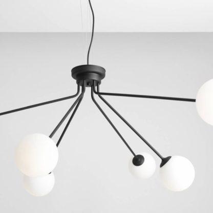 lampa wisząca nad okrągły stół