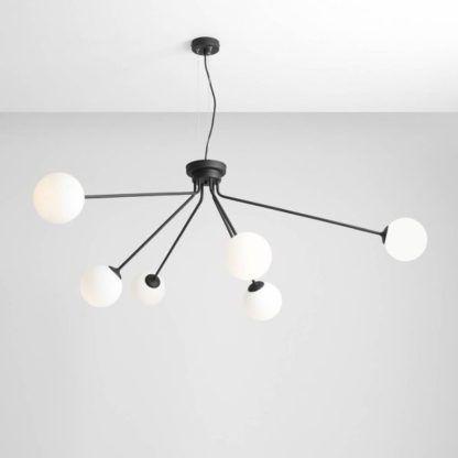 duża nowoczesna lampa wisząca