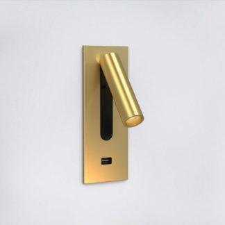 Ledowy kinkiet Fuse 3 - port USB, włącznik