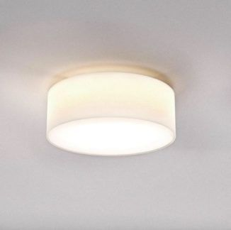 Lampa sufitowa Cambria 380 - biały abażur