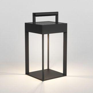 Lampa solarna Kuro 250 - czarna, IP44