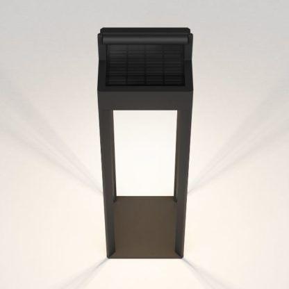lampa solarna do ogrodu wysoka jakość