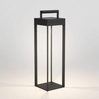 Wysoki lampion Kuro 450 - solarny, IP44