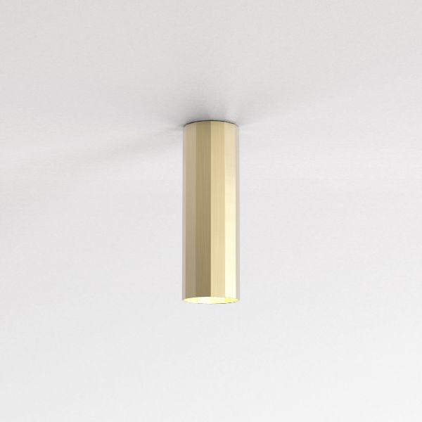 metaliczne lampy