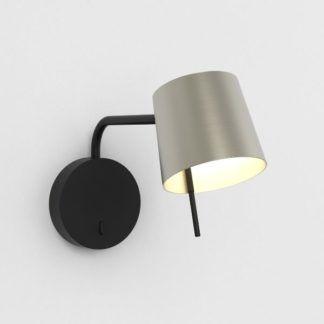 Kinkiet Miura Swing Arm - czarny, LED