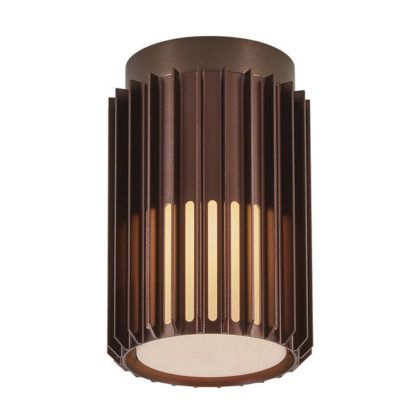 zewnętrzna lampa na sufit