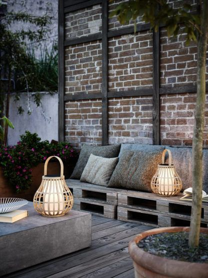 lampy solarne na balkon na taras