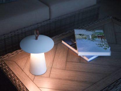 lampa stołowa na usb na taras