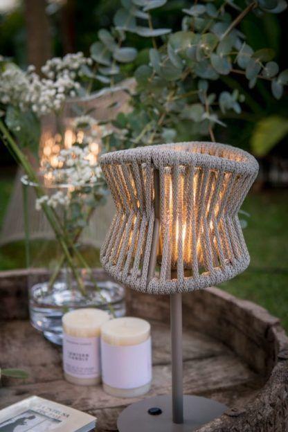 lampka stołowa do ogrodu