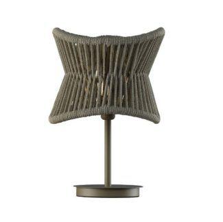 Lampa stołowa Polinesia - IP44, wymienna żarówka