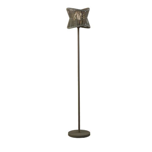 nowoczesne lampy na taras