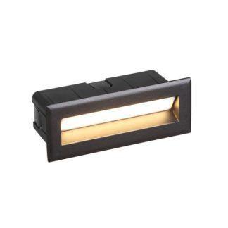 Oprawa schodowa Bay M - czarna, LED