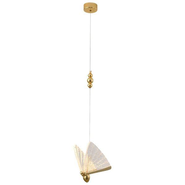 lampa wisząca motyl