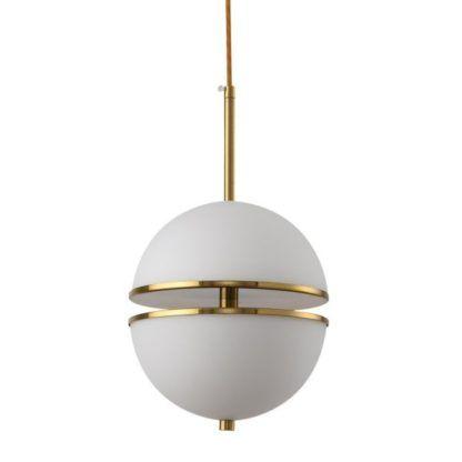 mleczna lampa wisząca nowoczesna