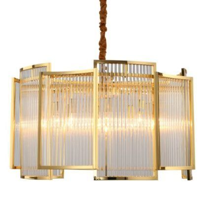 duża lampa wisząca modern classic