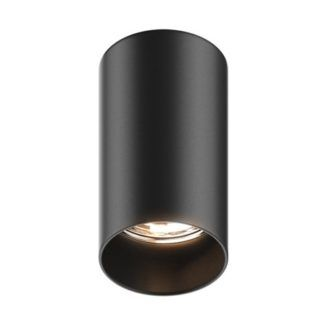 Lampa sufitowa Tuba - czarna