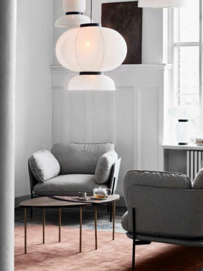 Lampa wisząca Formakami JH4 - papierowy lampion