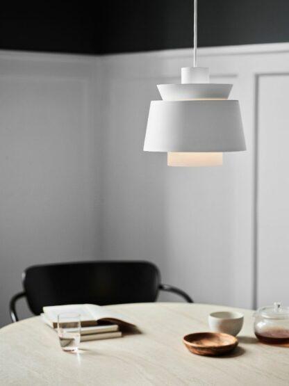 Lampa wisząca Utzon JU1 - biały klosz
