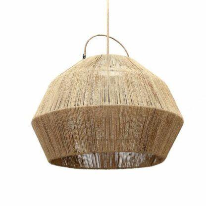 Lampa wisząca Lashing - styl boho, trawa morska