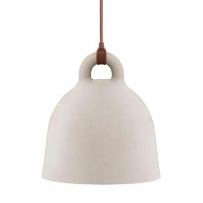 Lampa wisząca Bell L - metalowy klosz, długi przewód