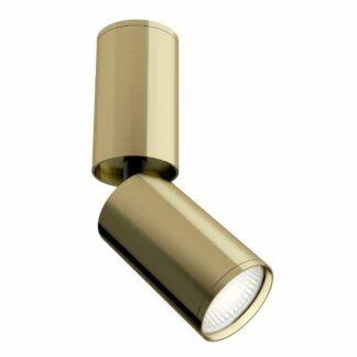 Reflektor sufitowy Focus S - mosiądz