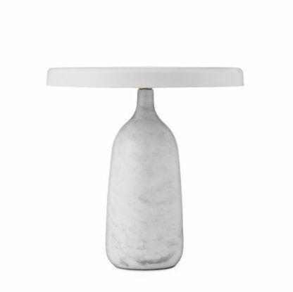 lampa z włoskiego marmuru