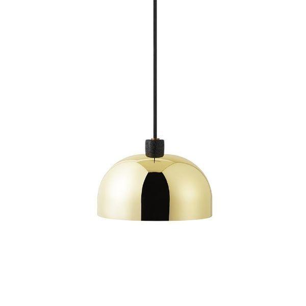 Lampa wisząca Grant - Ø23, mosiądz