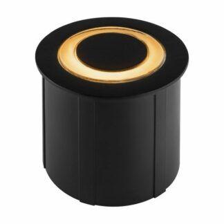 Oprawa wpuszczana Limo - czarna, LED, IP65