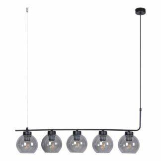 Lampa wisząca Torvi - szare kule