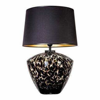 Lampa stołowa - Ravenna 4concepts - czarny abażur