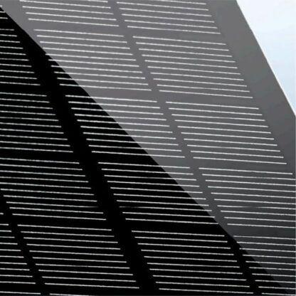 Kinkiet solarny XSOLAR SOL-O - czujnik ruchu, 3000K