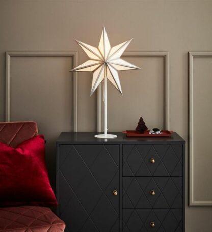 Bożonarodzeniowa gwiazda Adele - lampa stołowa