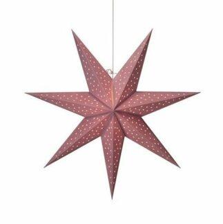 Gwiazda świąteczna Clara - dekoracja na okno