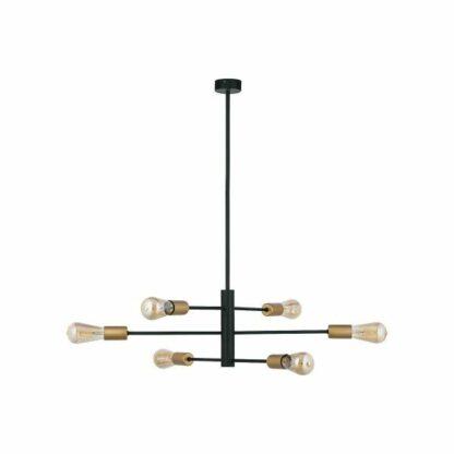 Nowoczesna lampa wisząca Rotor VI - regulowana