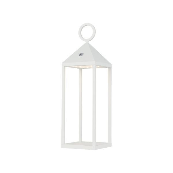 Przenośna latarenka Picnic LED - biała