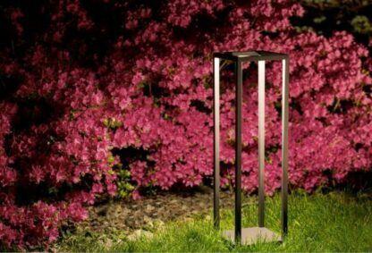 Nowoczesna lampa stojąca Symmetry LED I - oświetlenie ogrodowe