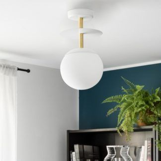 Lampy sufitowe do salonu