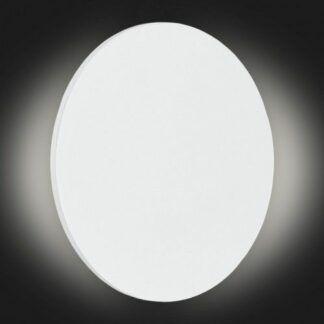 Ledowy kinkiet Oregon L - biały